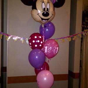 Bouquet-with-Minnie-Mylar