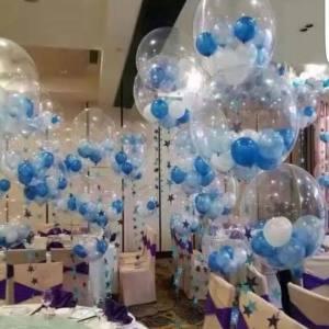 Filled-Bubble-Balloon