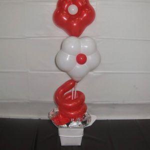 Flower-Shape-Balloon-Bouquet